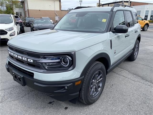 2021 Ford Bronco Sport Big Bend (Stk: 21163) in Cornwall - Image 1 of 15
