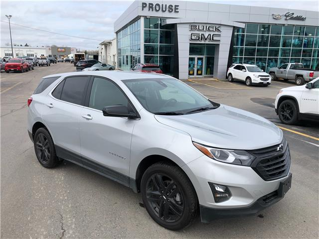 2021 Chevrolet Equinox LT (Stk: 5212-21) in Sault Ste. Marie - Image 1 of 12