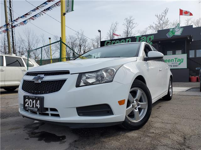2014 Chevrolet Cruze 2LT (Stk: 5583) in Mississauga - Image 1 of 29