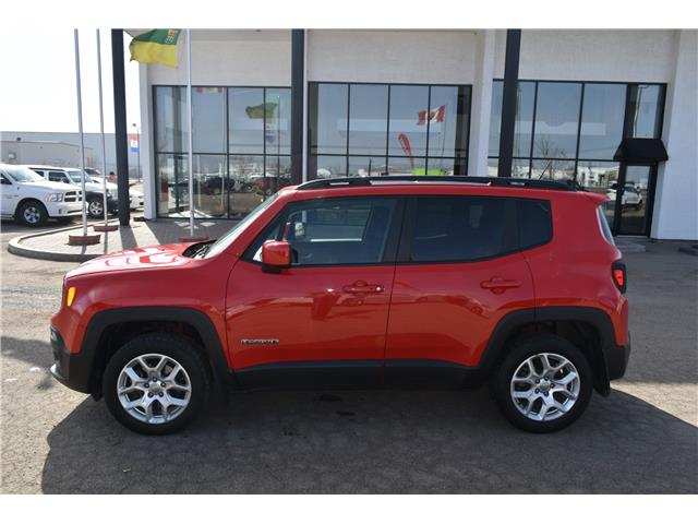 2016 Jeep Renegade North (Stk: A0155) in Saskatoon - Image 1 of 29