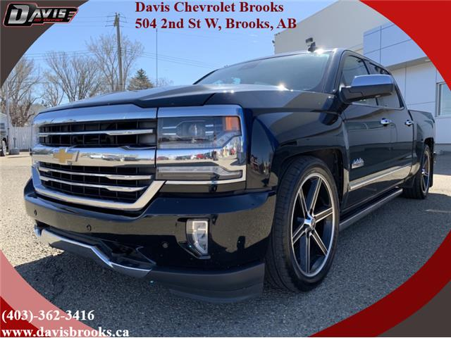 2016 Chevrolet Silverado 1500 High Country (Stk: 226274) in Brooks - Image 1 of 20