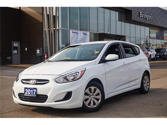 2017 Hyundai Accent GL (Stk: U1056) in Burlington - Image 1 of 19