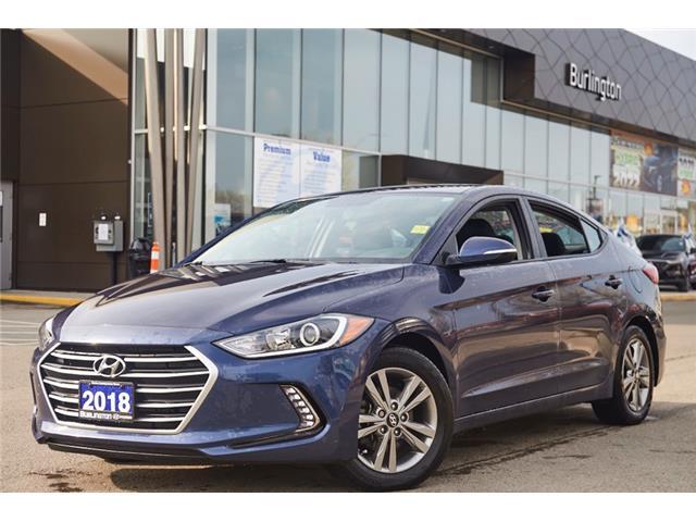 2018 Hyundai Elantra GL (Stk: U1055) in Burlington - Image 1 of 19
