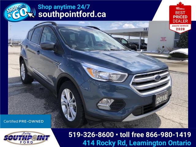 2018 Ford Escape SE (Stk: S6940A) in Leamington - Image 1 of 25