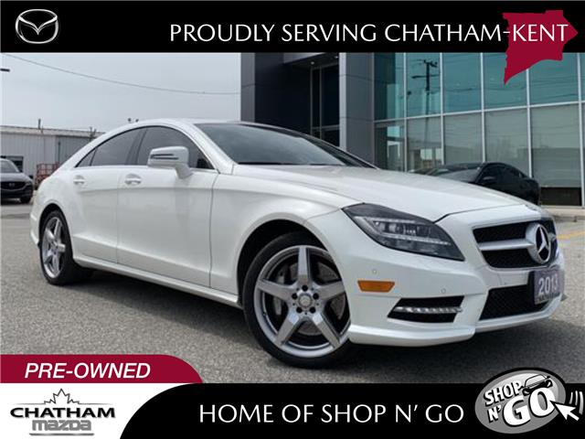 2013 Mercedes-Benz CLS-Class  (Stk: UM2574A) in Chatham - Image 1 of 25