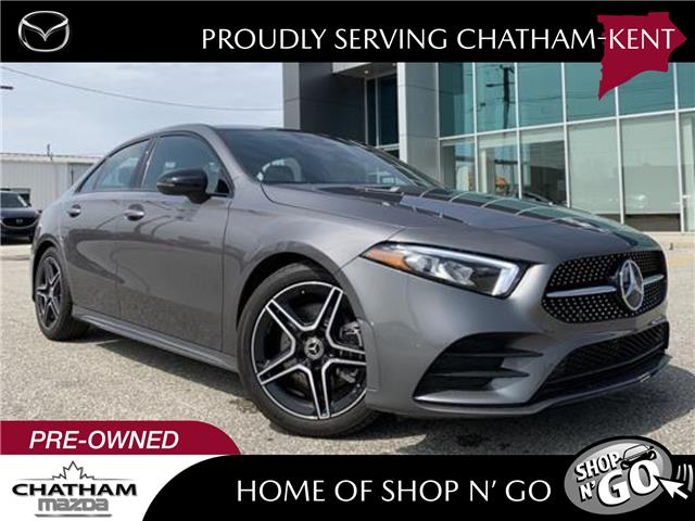 2020 Mercedes-Benz A-Class Base (Stk: UM2605) in Chatham - Image 1 of 27