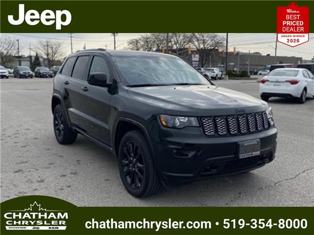 2021 Jeep Grand Cherokee Laredo (Stk: N04803) in Chatham - Image 1 of 21