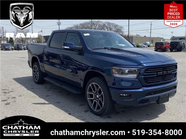 2021 RAM 1500 Sport (Stk: N05042) in Chatham - Image 1 of 21