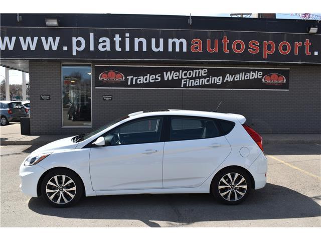 2017 Hyundai Accent LE (Stk: PP965) in Saskatoon - Image 1 of 25
