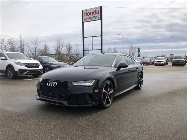 2016 Audi RS 7 4.0T (Stk: P21-036) in Grande Prairie - Image 1 of 25