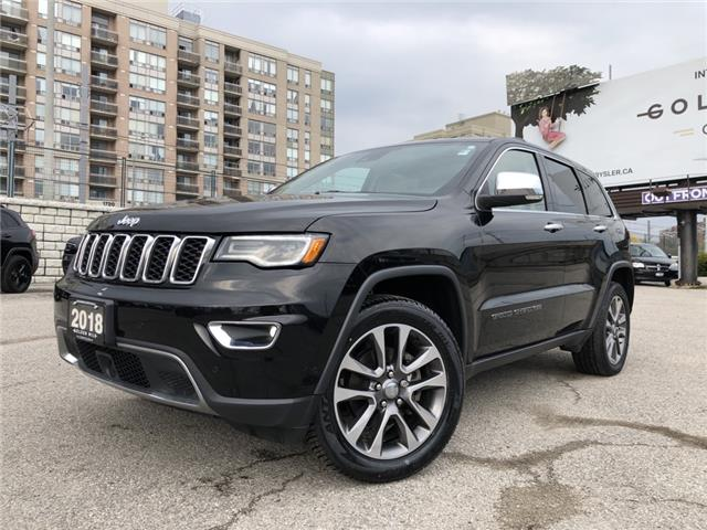 2018 Jeep Grand Cherokee Limited 1C4RJFBG0JC262506 P5327 in North York