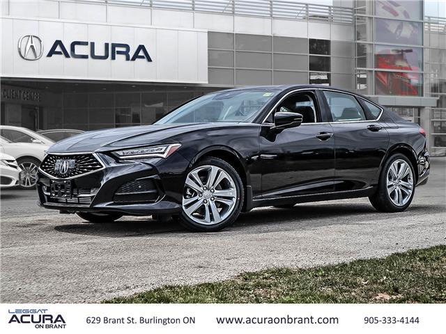 2021 Acura TLX Tech (Stk: 21086) in Burlington - Image 1 of 30