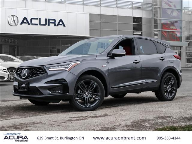 2021 Acura RDX A-Spec (Stk: 21116) in Burlington - Image 1 of 30