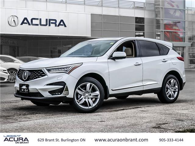 2021 Acura RDX Platinum Elite (Stk: 21123) in Burlington - Image 1 of 30