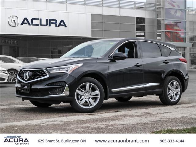 2021 Acura RDX Platinum Elite (Stk: 21155) in Burlington - Image 1 of 30
