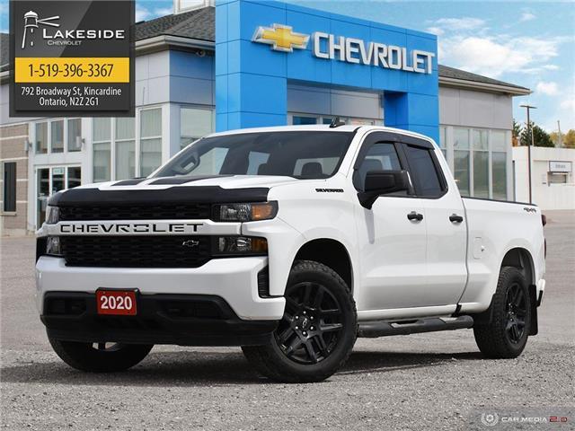 2020 Chevrolet Silverado 1500 Silverado Custom (Stk: T1143A) in Kincardine - Image 1 of 27