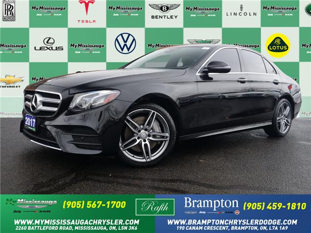 2017 Mercedes-Benz E-Class Base (Stk: 1457) in Mississauga - Image 1 of 28