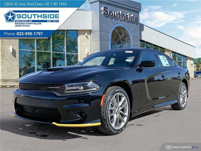 2021 Dodge Charger GT (Stk: CH2101) in Red Deer - Image 1 of 25