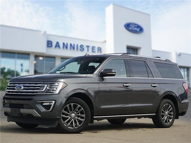 2020 Ford Expedition Max Limited (Stk: S210086A) in Dawson Creek - Image 1 of 25