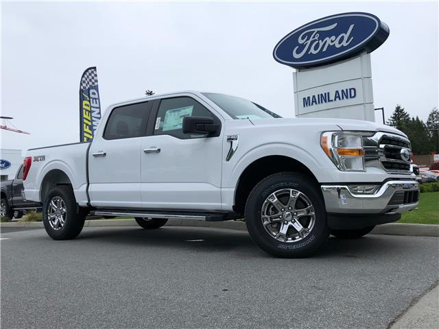 2021 Ford F-150 XLT (Stk: 21F17459) in Vancouver - Image 1 of 30