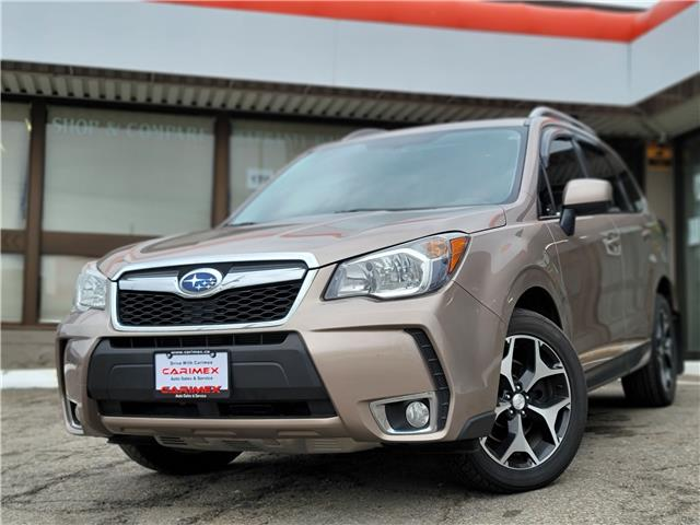 2015 Subaru Forester 2.0XT Touring (Stk: 2104115) in Waterloo - Image 1 of 24