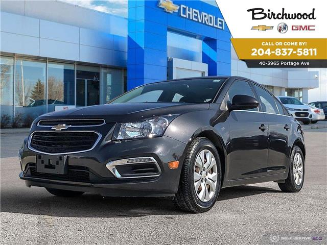 2016 Chevrolet Cruze Limited 1LT (Stk: F3XTEC) in Winnipeg - Image 1 of 27