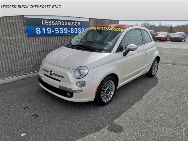 2012 Fiat 500C Lounge (Stk: 21-390AS) in Shawinigan - Image 1 of 13