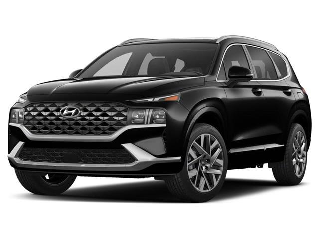 2021 Hyundai Santa Fe Preferred w/Trend Package (Stk: N23126) in Toronto - Image 1 of 2