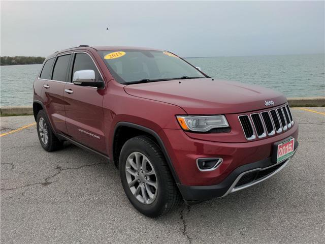 2015 Jeep Grand Cherokee Limited (Stk: D0367) in Belle River - Image 1 of 17