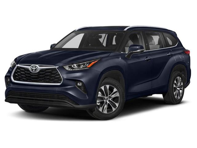 2021 Toyota Highlander XLE (Stk: N21295) in Timmins - Image 1 of 9