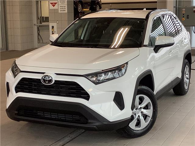2021 Toyota RAV4 LE (Stk: 22875) in Kingston - Image 1 of 24