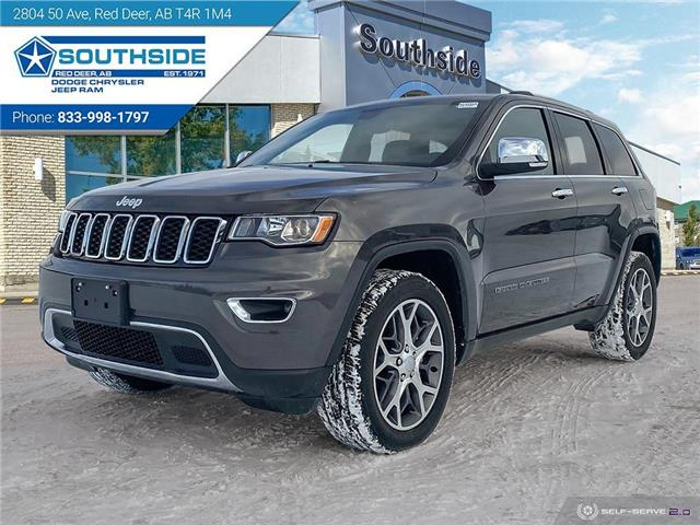 2020 Jeep Grand Cherokee Limited (Stk: A14641A) in Red Deer - Image 1 of 24