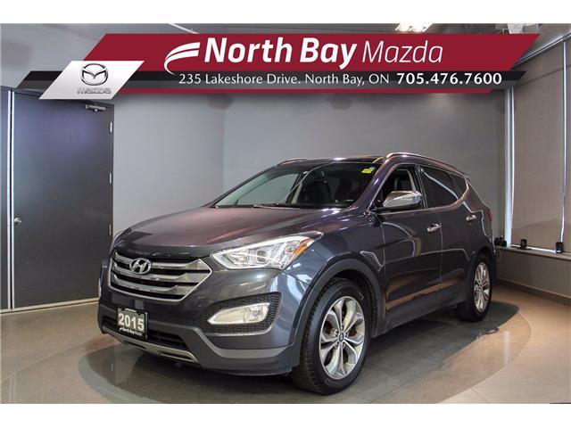 2015 Hyundai Santa Fe Sport 2.0T SE (Stk: 21157A) in North Bay - Image 1 of 31