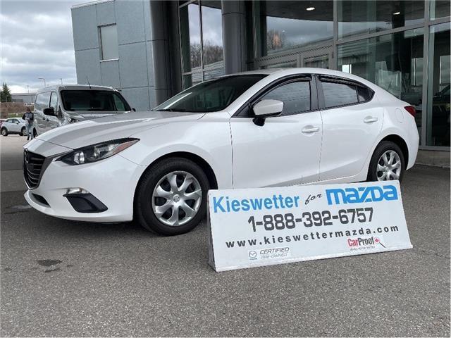 2016 Mazda Mazda3  (Stk: u4142) in Kitchener - Image 1 of 15
