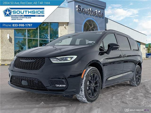 2021 Chrysler Pacifica Touring L Plus (Stk: PA2102) in Red Deer - Image 1 of 25