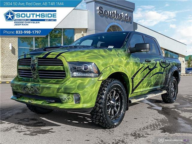 2013 RAM 1500 Sport (Stk: GD2109A) in Red Deer - Image 1 of 25