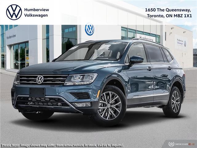 2021 Volkswagen Tiguan Comfortline (Stk: 98366) in Toronto - Image 1 of 23