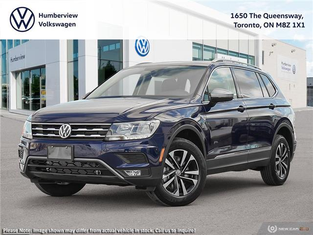 2021 Volkswagen Tiguan United (Stk: 98593) in Toronto - Image 1 of 23