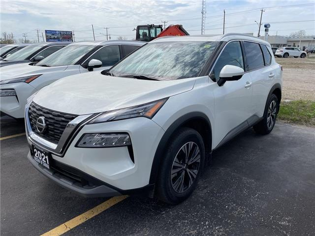 2021 Nissan Rogue SV (Stk: 21059) in Sarnia - Image 1 of 5