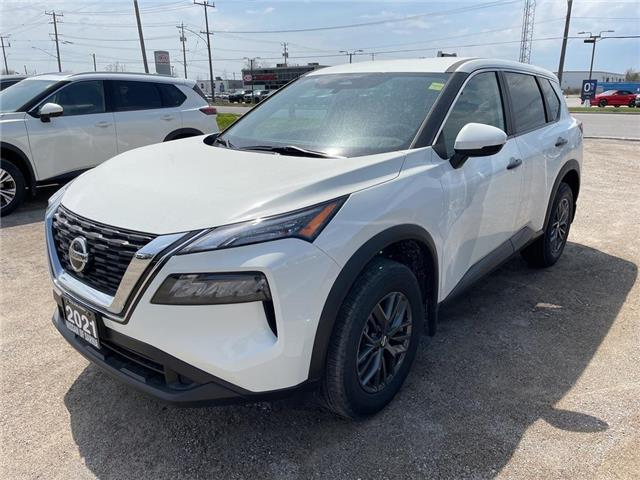 2021 Nissan Rogue S (Stk: 21061) in Sarnia - Image 1 of 5