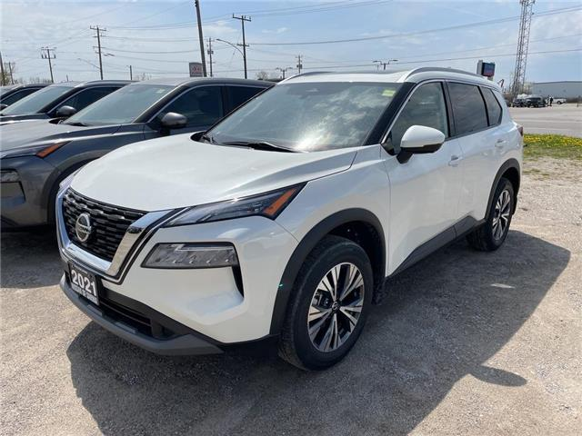 2021 Nissan Rogue SV (Stk: 21081) in Sarnia - Image 1 of 5