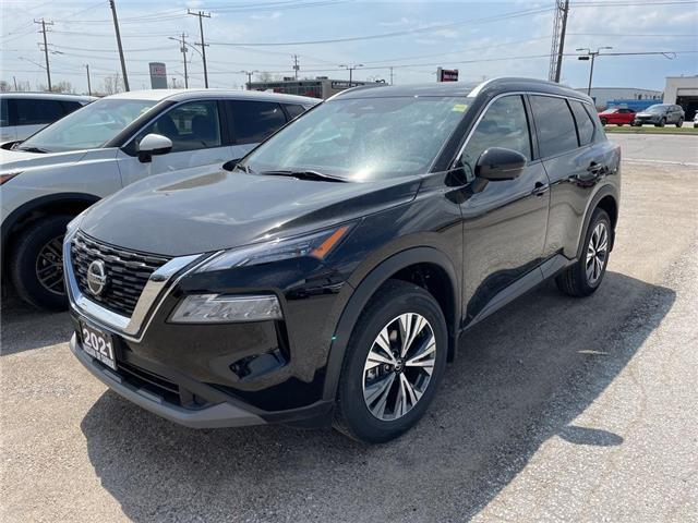 2021 Nissan Rogue SV (Stk: 21099) in Sarnia - Image 1 of 5