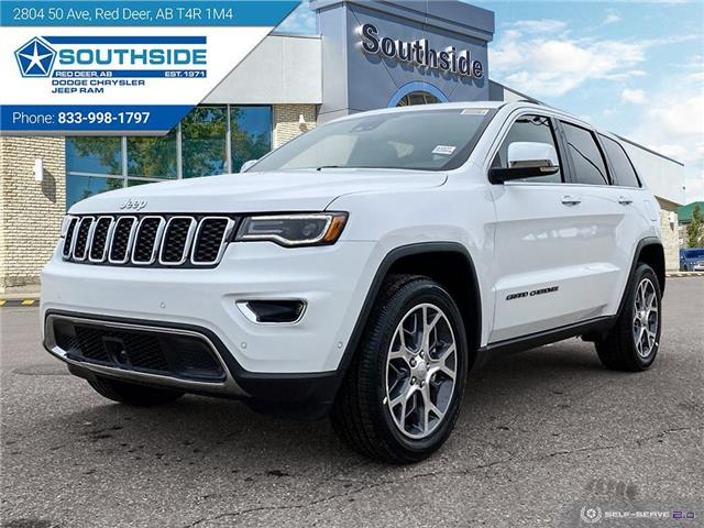 2021 Jeep Grand Cherokee Limited 1C4RJFBG0MC621955 GC2127 in Red Deer