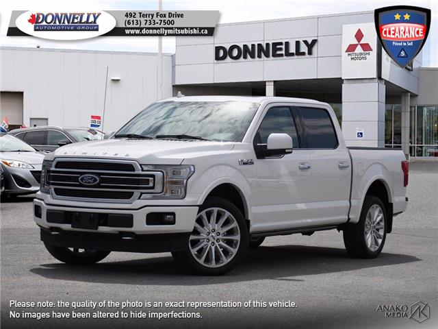 2019 Ford F-150 Limited (Stk: MU1097) in Ottawa - Image 1 of 30