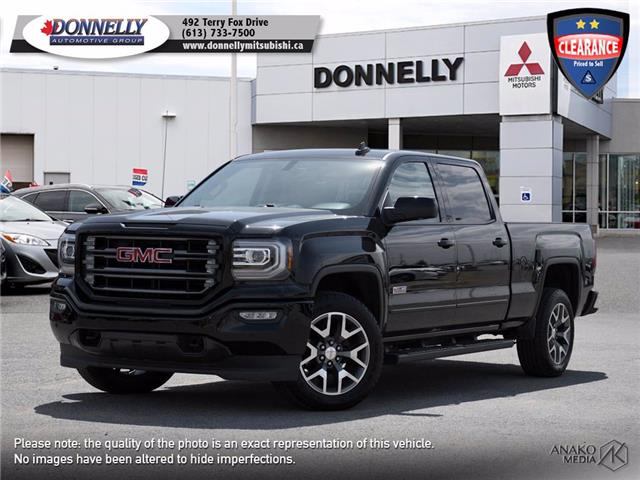 2017 GMC Sierra 1500 SLT (Stk: MU1096) in Ottawa - Image 1 of 23
