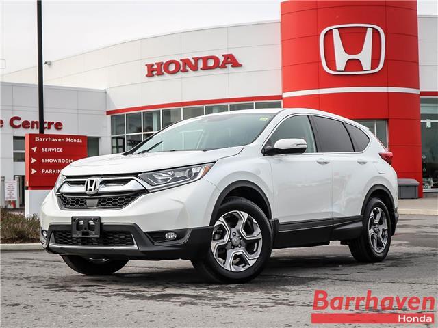 2019 Honda CR-V EX (Stk: B0929) in Ottawa - Image 1 of 30