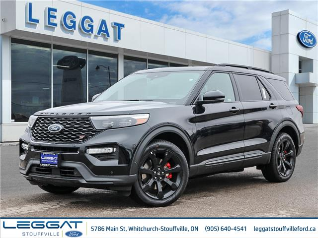 2021 Ford Explorer ST (Stk: EX15781) in Stouffville - Image 1 of 28