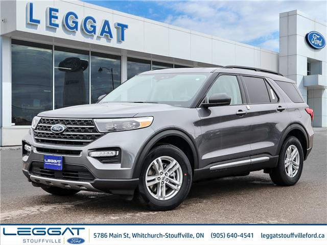 2021 Ford Explorer XLT (Stk: EX17575) in Stouffville - Image 1 of 29