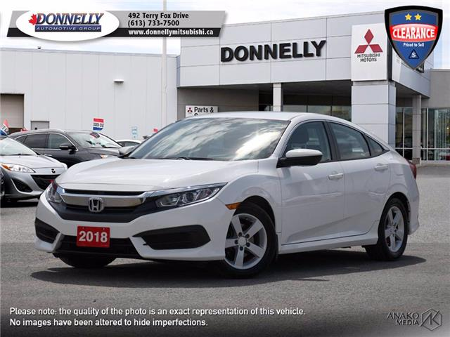 2018 Honda Civic LX (Stk: MW7A) in Kanata - Image 1 of 23