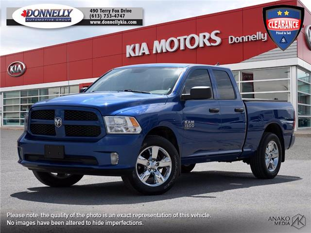 2019 RAM 1500 Classic ST (Stk: KV333A) in Kanata - Image 1 of 25